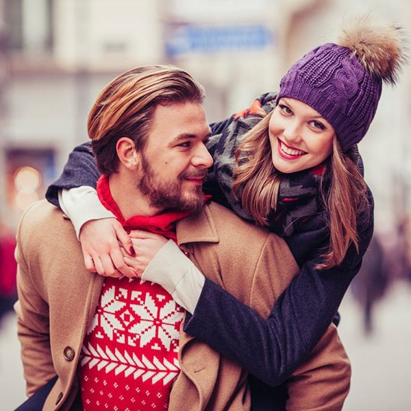 How to Spend the First Christmas When It's Just You + Your Boo
