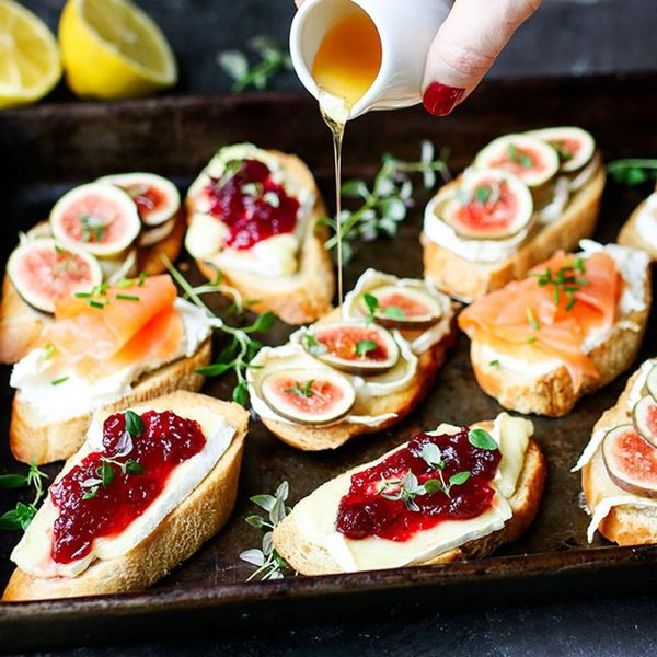 Your Book Club Will Love This Easy but Decadent Crostini Recipe