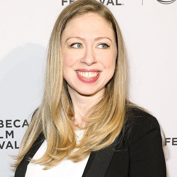 Chelsea Clinton Just Announced She's Pregnant With Her Second Baby in the Sweetest Way