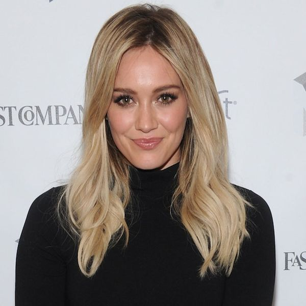 Hilary Duff's Dramatic New Haircut Proves That Shorter Is Better