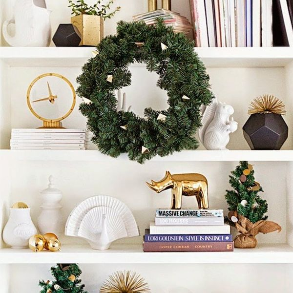 8 Holiday #Shelfies You'll Want to Recreate