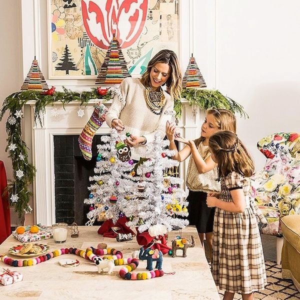 Get the Look of Designer Lilly Bunn's Colorful Holiday Decor