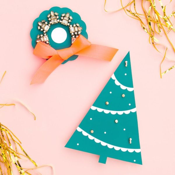 16 Gift Wrapping DIYs That Think Outside the (Square-Shaped) Box