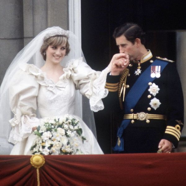 WTF: You Can Eat a Slice of Princess Diana's 34-Year-Old Wedding Cake