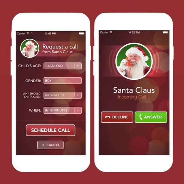 6 Holiday Apps That Will Make You Believe in Santa Again