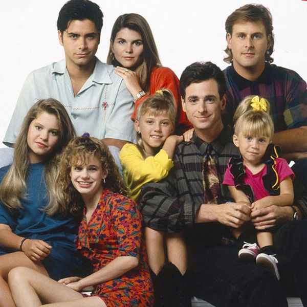 The First Teaser for Fuller House Will Make You Feel ALL the Feels