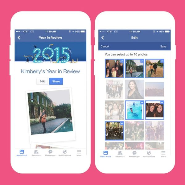 Facebook To Finally Let You Remove 'Year in Review' Memories You Don't Want to Relive