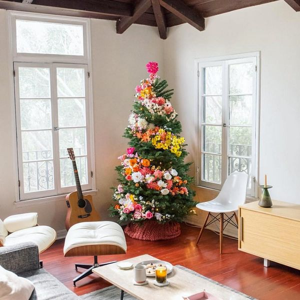 This Is the Trending Christmas Tree Decor You Haven't Thought of Yet