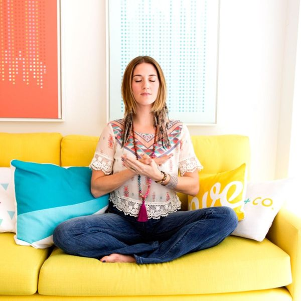 The 7 Most Unusual (But Practical!) Times of the Day to Practice Yoga