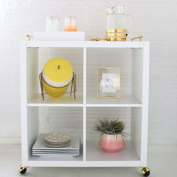 15 IKEA Hacks for the Bookshelf EVERYONE Has