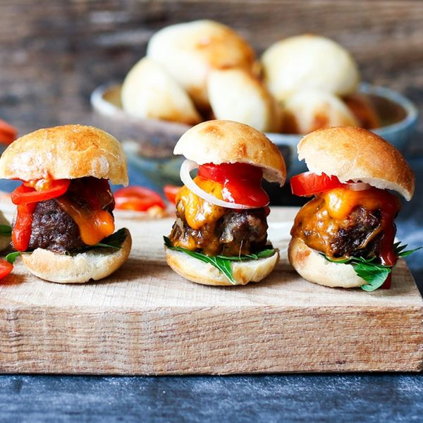 No Party Table Is Complete Without This Mini Brioche Rolls Recipe