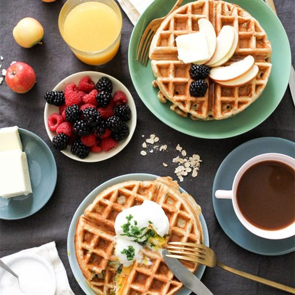 Simplify Your Morning Routine With These #OffYouGo Breakfast Hacks