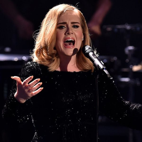 Adele Debuted a Gorg New Haircut Along With This Major News