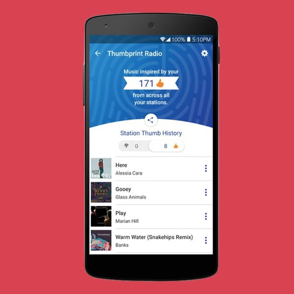 Pandora's New Update Is Going to Change the Way You Share Music