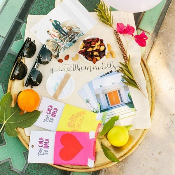 15 Creative Wedding Welcome Bag Ideas for Every Kind of Event