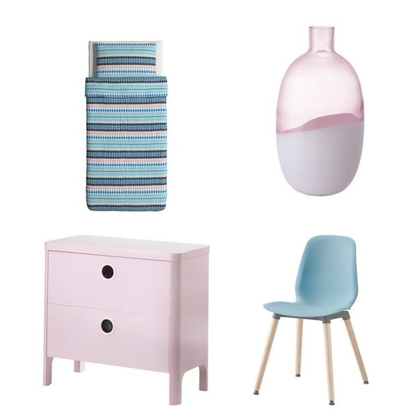 IKEA Is All Over Pantone's New 2016 Colors