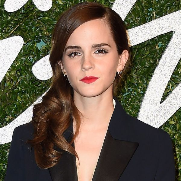 Emma Watson's New Haircut Will Make You Want to Chop It All Off