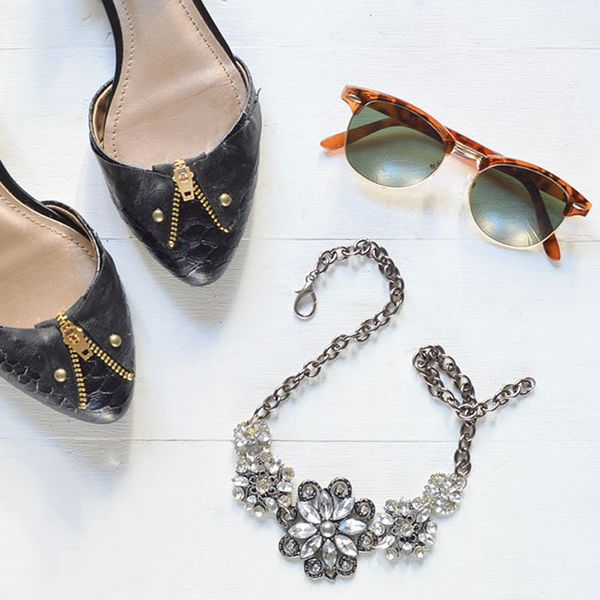 DIY Mindy Kaling's Moschino Pumps With This Easy Hack