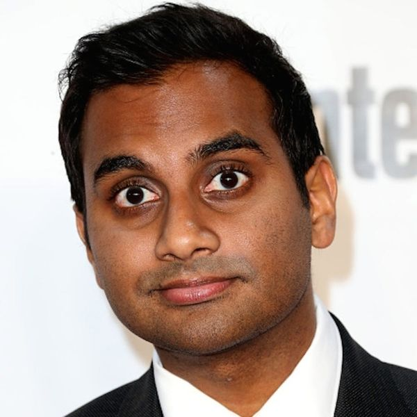 Aziz Ansari's Secret to Success at Work Is One You'll Want to Share With Your HR Dept