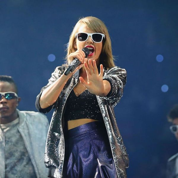 You're Actually NOT Going to Be Surprised Who Taylor Swift Just Added to Her Squad