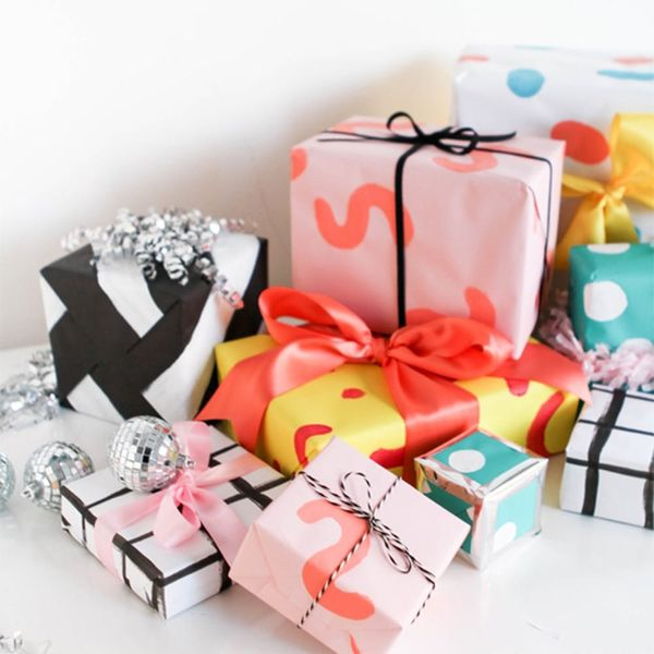 How to Make the Prettiest Presents EVER This Holiday