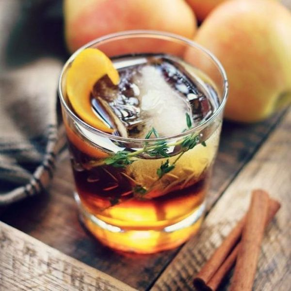 11 Cider Cocktails for All Your Holiday Parties