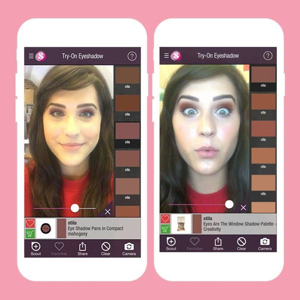 This App Lets You Virtually Try on New Makeup
