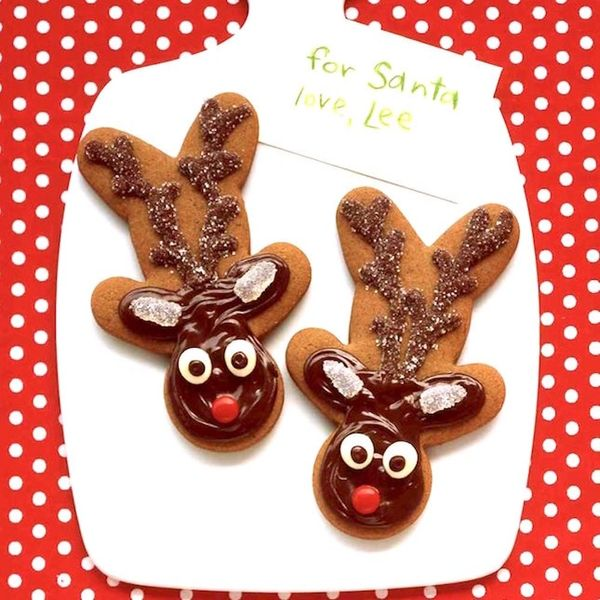 14 Cute Christmas Treats to Make With Your Kids