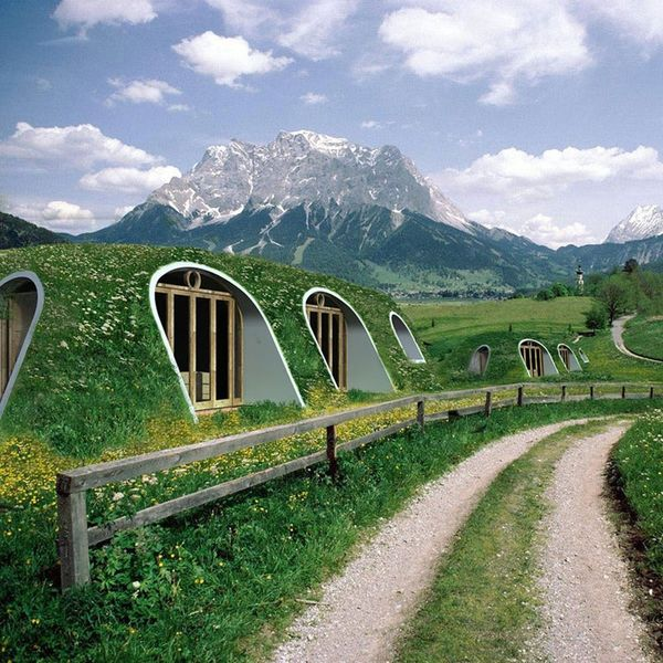This Company Lets You DIY Your Very Own Hobbit House