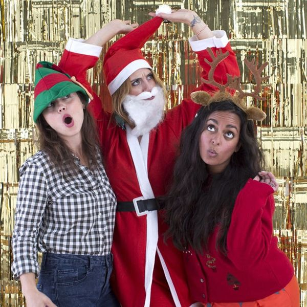 Santa Claus Is Coming to Brit + Co!