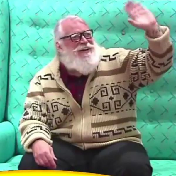 You're Going to Want Portland's Hipster Santa at Your Christmas Party