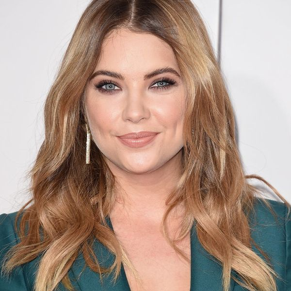 Ashley Benson's Haircut Is the Perfect New 'Do for the Holidays