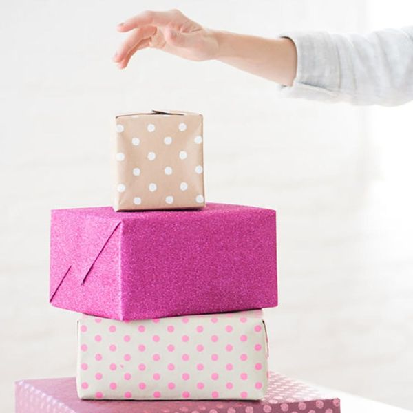 Gift Wrap Hacks to Make Sure Your Present Is the First One Opened