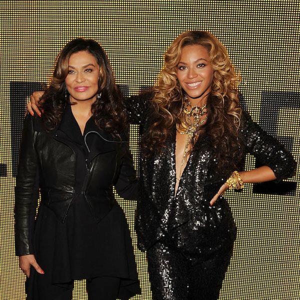 Tina Knowles Cracks a Beyoncé Joke on Instagram That Is ALL of Us