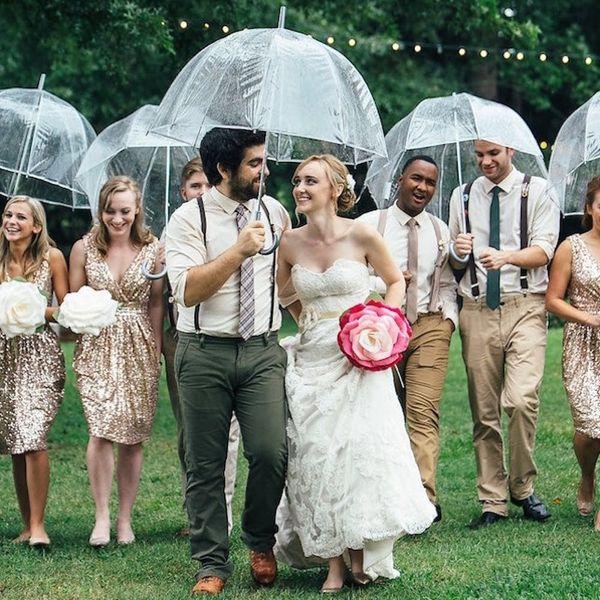 Romance + Fandom Collide at This Gorgeous, Geeky Georgia Wedding