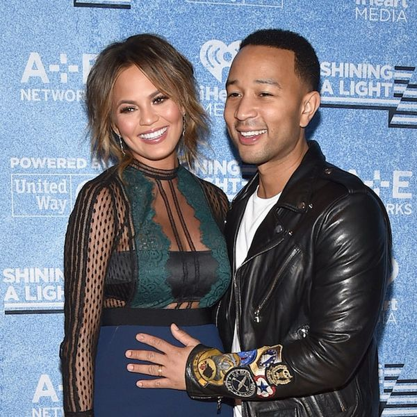 Even Chrissy Teigen Is Following This Crazy Baby Name Trend