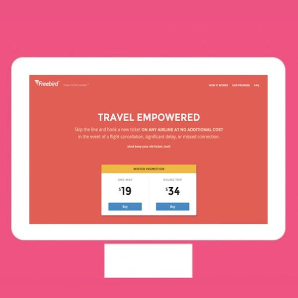 This Travel Site Will Rebook Your Flight + PAY the Difference