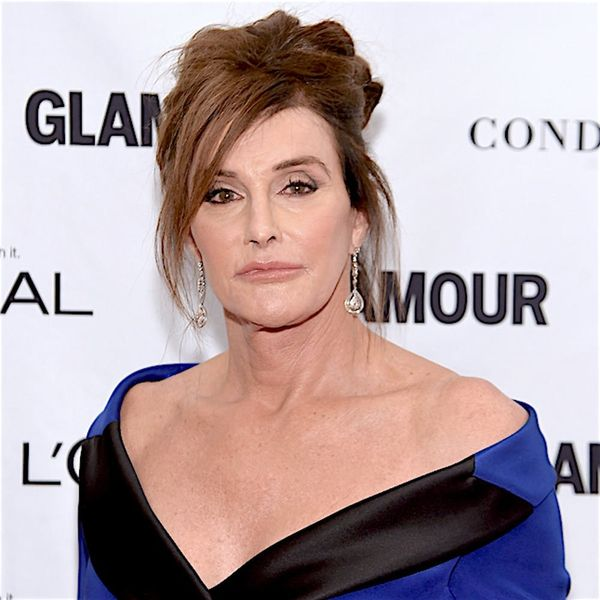 Caitlyn Jenner Took a Tip from Daughter Kylie and Majorly Changed Her Hair