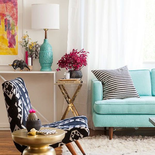 9 Ways to Decorate With December's Birthstone: Turquoise