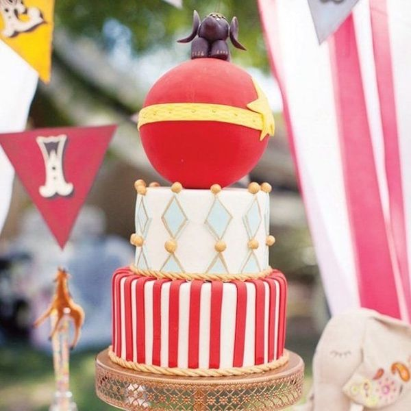 16 Adorable Circus Party Ideas for Your Kid's Birthday
