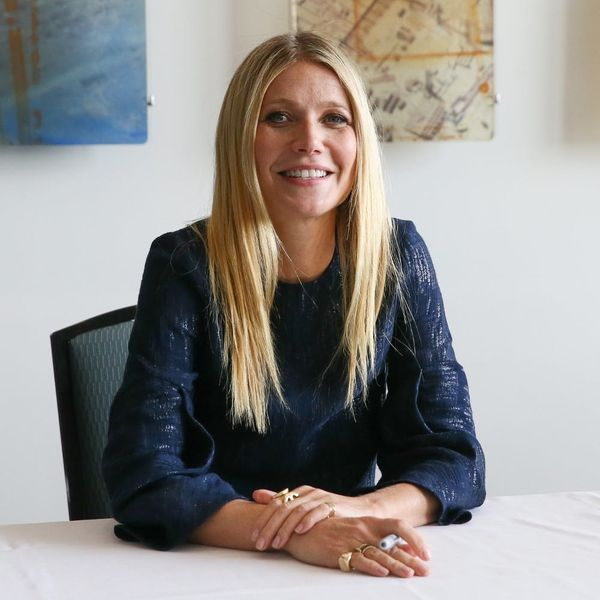 Gwyneth Paltrow Has Launched a GOOP Clothing Line and It's Pretty Pricey