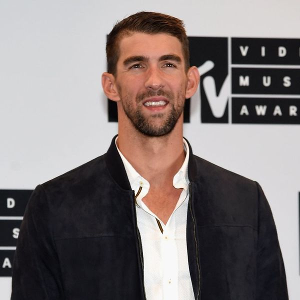 """Michael Phelps Deserves a Medal for His Lip Syncing of Eminem's """"Lose Yourself"""""""