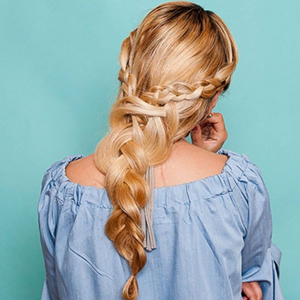 The Romantic Braid of Your Dreams Is Finally HERE