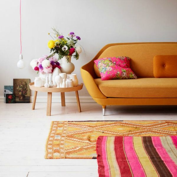 19 Times We *Crushed* on Kilim in Every Room of the House