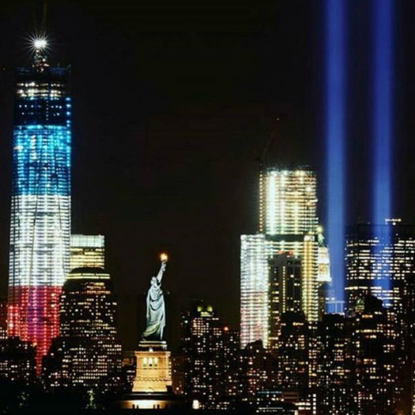 Here's How 16 Celebs Are Remembering the 9/11 Terrorist Attacks