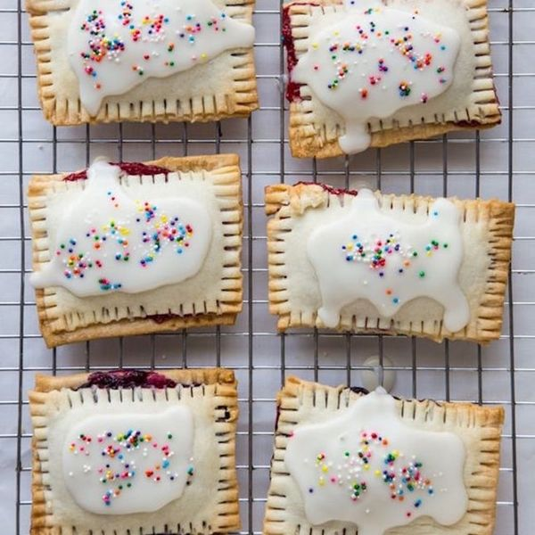 Lighten Things Up With These 13 Healthy Pop Tart Recipes