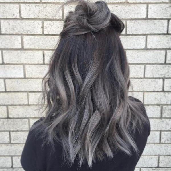 50 Shades of Gray Ombré Hair Perfection (Okay, 16)