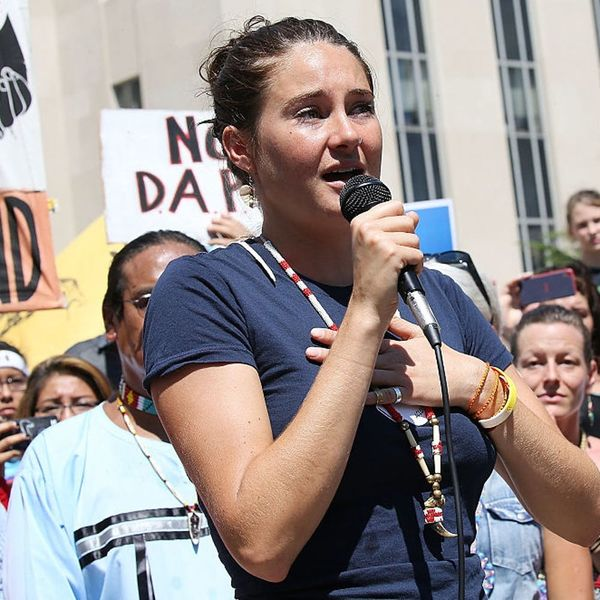 Nightly Newsy:  A Li'l Victory for the Celeb-Protested #NoDAPL + More