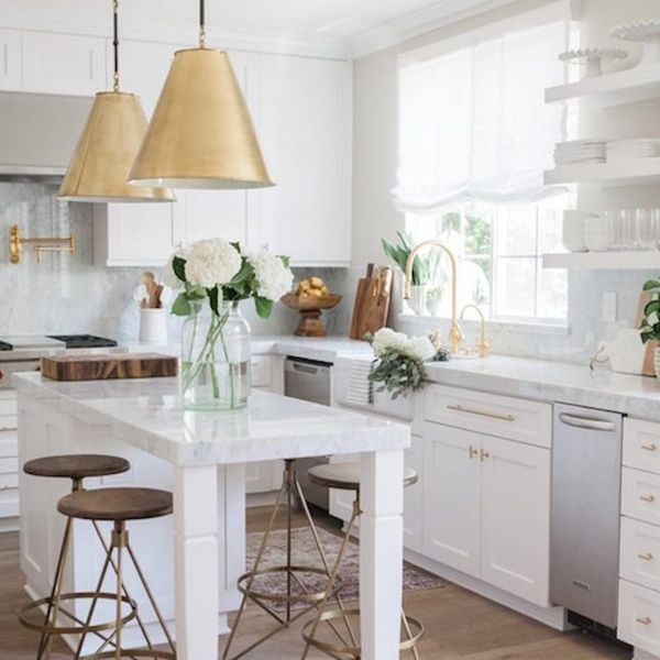 18 White Rooms That'll Look Good Way Past Labor Day