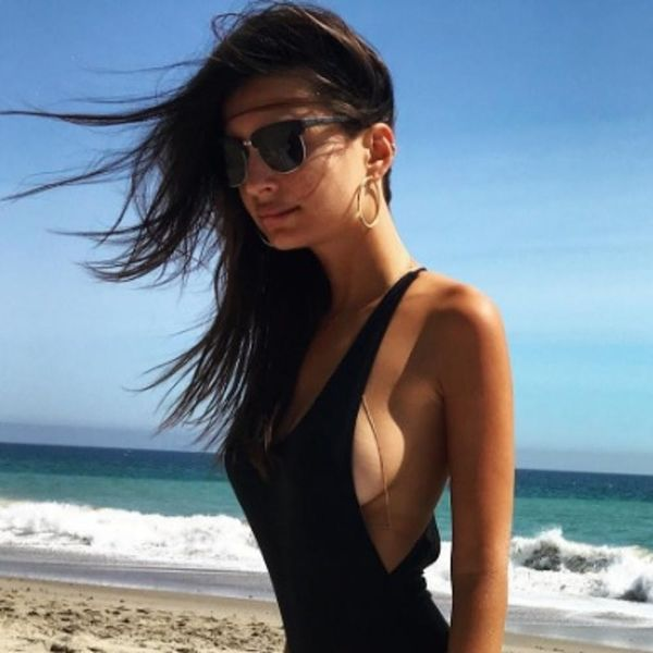 This Is the $45 Swimsuit That All the Celebs Are Wearing